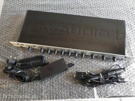 KONTROLER M-AUDIO FAST TRACK ULTRA 8R