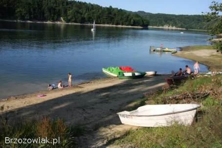 Domki Letniskowe 8-11 osób w miejscowości Olchowiec -  Hrewt nad Solina