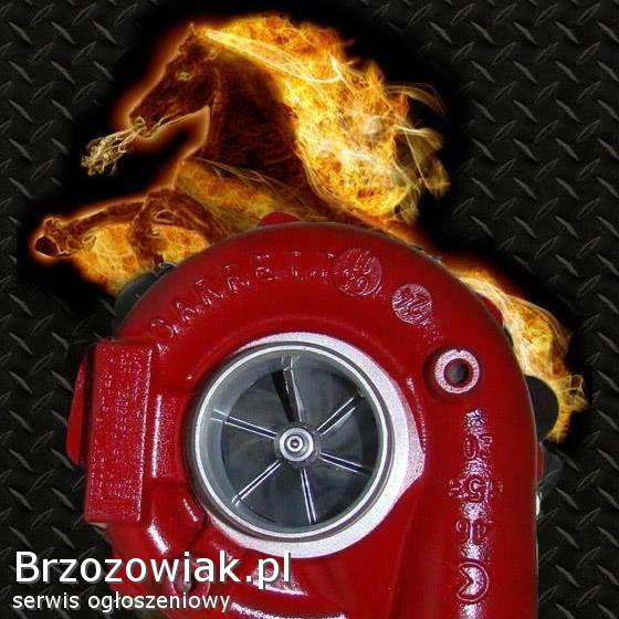 Regeneracja i sprzedaż Turbosprężarek samochodowych!